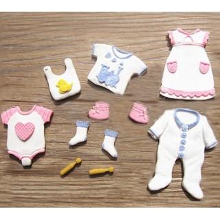 Moule Vêtements de bébé