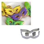 Découpoir Masque de Mardi Gras