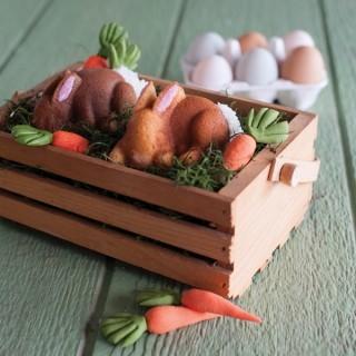 Moule à petit gâteau Petit lapin