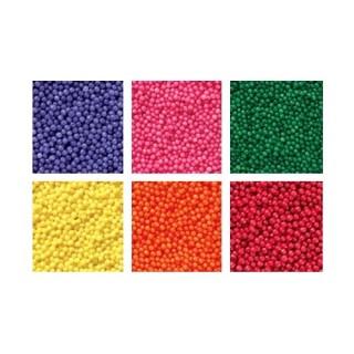 Micro billes Assortiment 6 couleurs