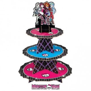 Présentoir à cupcake Monster High