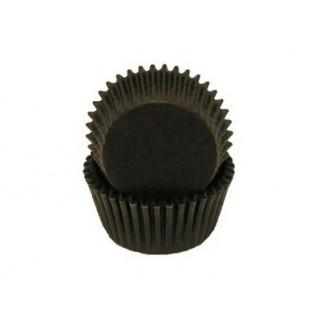 Mini moule en papier Noir