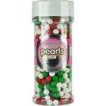 Perle Mélange de Noël 7 mm