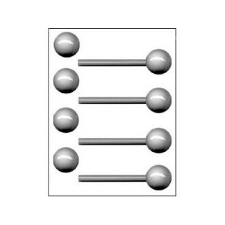 Moule à suçon Boule 3-D