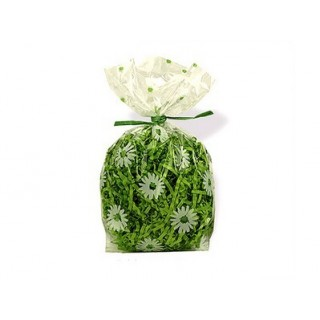 Sac en cellophane Marguerites
