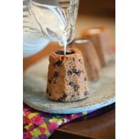 Moule Verre Biscuit et crème