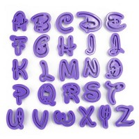 Découpoir Alphabet Disney