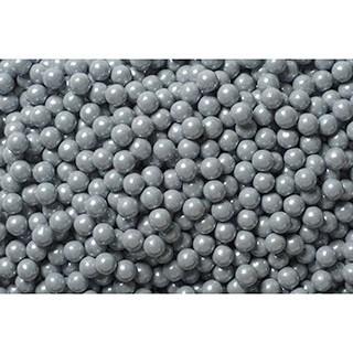 Perle argent 7 mm