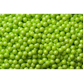 Perle 7mm - Lime