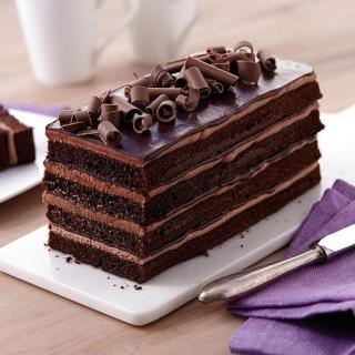 Ensemble 4 moules à gâteau Rectangle 10'' x 4''