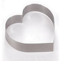 Cercle à pâtisserie Coeur 5 x 2''