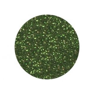 Techno Glitter - Mousse verte