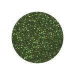 Disco Glitter - Mousse verte