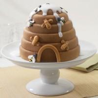 Moule à gâteau Rûche d'abeille