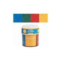 Sucre 4 couleurs primaires