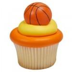 Bague Ballon basketball 3-D