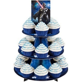 Présentoir à cupcakes Star Wars