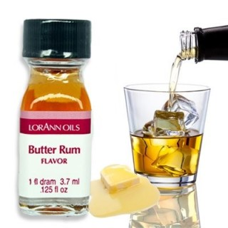 Beurre au rhum