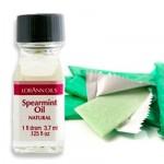 Menthe verte naturelle (huile)