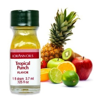 Punch tropical (fruit de la passion)
