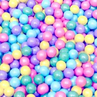 Perle chocolatée 10 mm - Primavera perlé