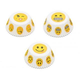 Moule en papier Emoji - Set 1