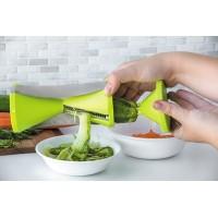 Trancheuse en spirale pour fruits et légumes