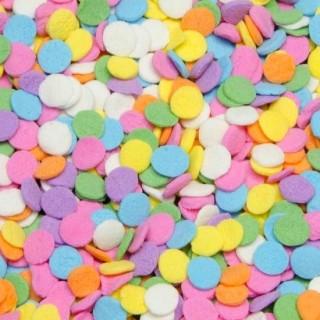 Confetti en sucre Pastel