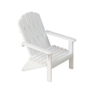 Chaise adirondak 3-D