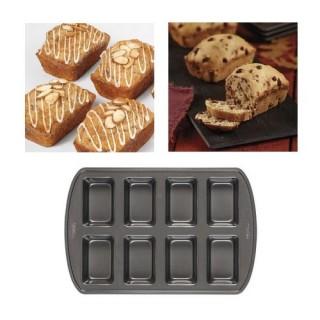 moule petit pain g teau rectangulaire. Black Bedroom Furniture Sets. Home Design Ideas