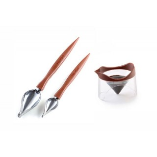Ensemble Spoon Decor avec tasse