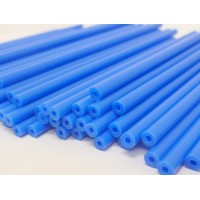 Baton en plastique rigide - Bleu