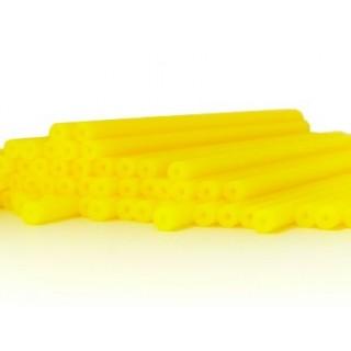Baton en plastique rigide - Jaune