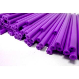 Baton en plastique rigide - Violet