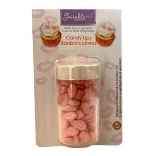 Bonbon - Lèvres roses