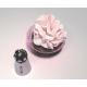 Grande douille sphère Ruban floral AAT108