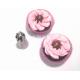 Grande douille sphère Ruban floral AAT107