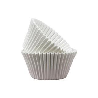 Petit moule en papier Blanc