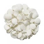 Mini confetti blanc en sucre