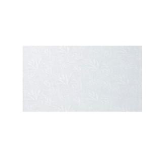 Carton plateau rectangulaire blanc 9.75 x 13.75 x 0.5