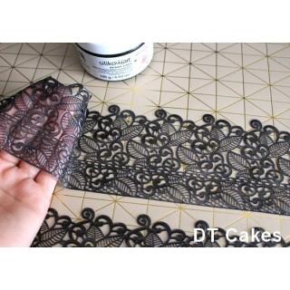 Glaçage pour dentelle Ready Lace - Noir