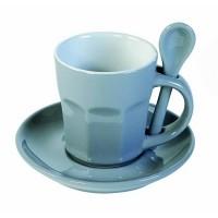 Tasse à café Intermezzo - Grise