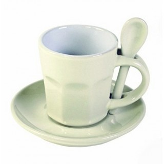Tasse à café Intermezzo - Crème