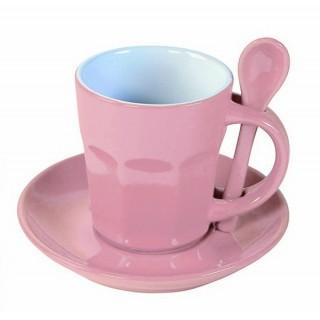 Tasse à café Intermezzo - Rose