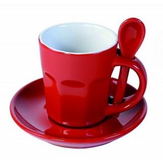 Tasse à café Intermezzo - Rouge