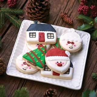 Découpoirs Noël Vintage