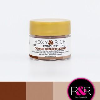 Poudre Fondust - Brun chocolat