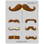 Moule à suçon Les moustaches