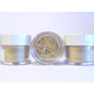 Poudre Perle cristallisée Bronze