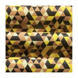 Feuille imprimée Kaléidoscope